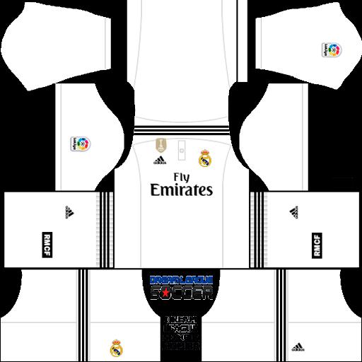 new concept 729e6 244e3 Magic Square Museum) Uniforme del real madrid dream league ...