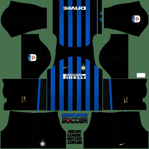 kit-inter-de-milão-Internazionale-Milano-dls-home-uniforme-casa-18-19