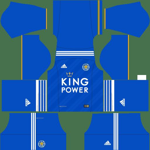 kit-leicester-city-dls-home-uniforme-casa-18-19