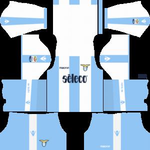 S.S. Lazio Away Kits DLS 2018