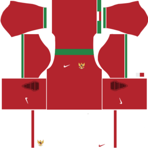 Indonesia Home Kits DLS 2018