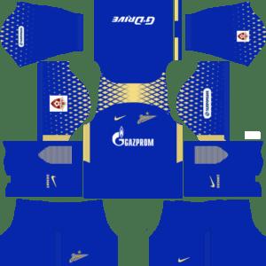Zenit St Petersburg Third Kits DLS 2018