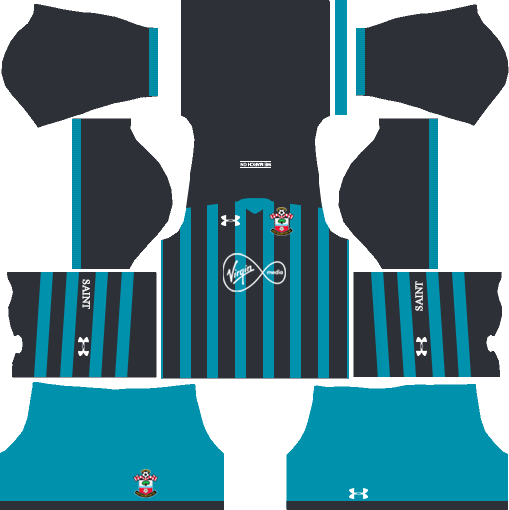Southampton F.C. Away Kits DLS 2018