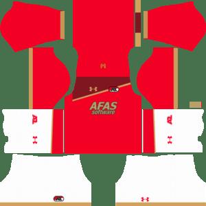 AZ Alkmaar Home Kits DLS 2018