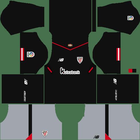 Athletic Bilbao Away Kits DLS 2018