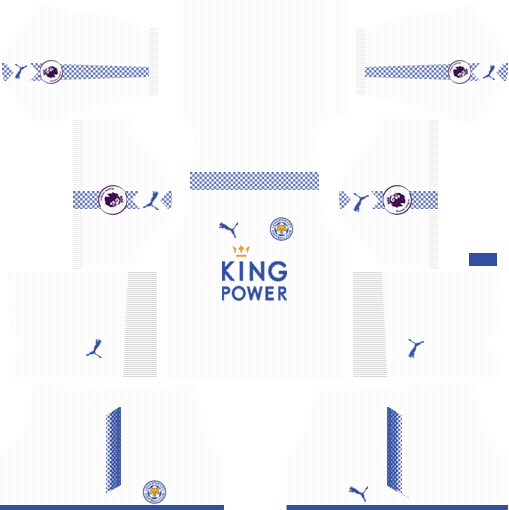 Leicester City Third Kits DLS 2018