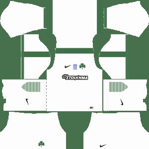 Panathinaikos F.C. Third Kits DLS 2018