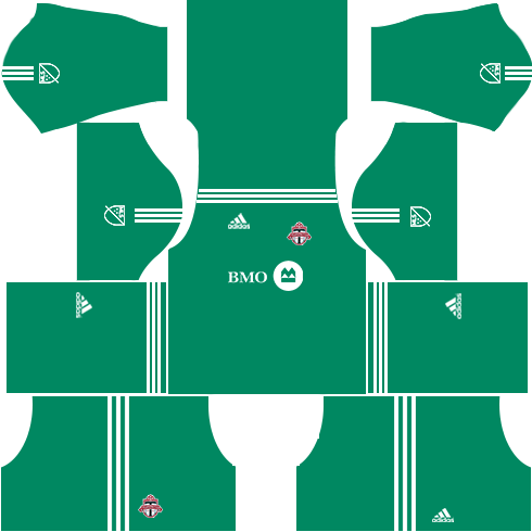 Toronto FC Goalkeeper Away Kits DLS 2018