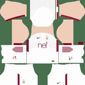 Galatasaray S.K. Away Kits DLS 2018