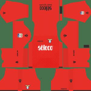 S.S. Lazio Goalkeeper Third Kits DLS 2018