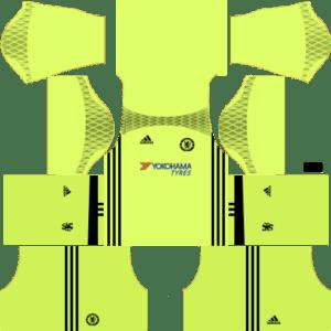 Chelsea Goalkeeper Kits