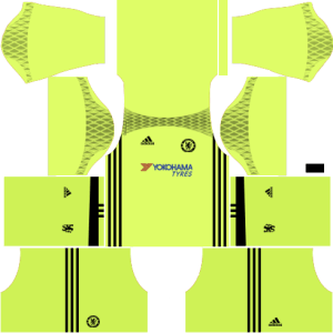 Chelsea Goalkeeper Kits