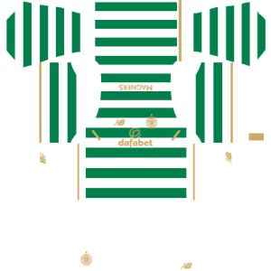 Celtic FC Home Kit DLS 2018