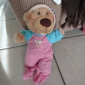 Real bears wear pink