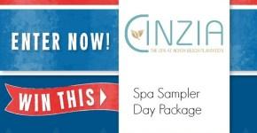 Cinzia Spa at North Beach Plantation - Give Away