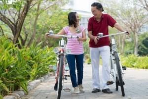 55+ Communities offer many amenities!