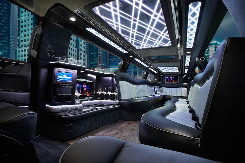 Cadillac Escalade 2 Dream Limousines Inc Detroit