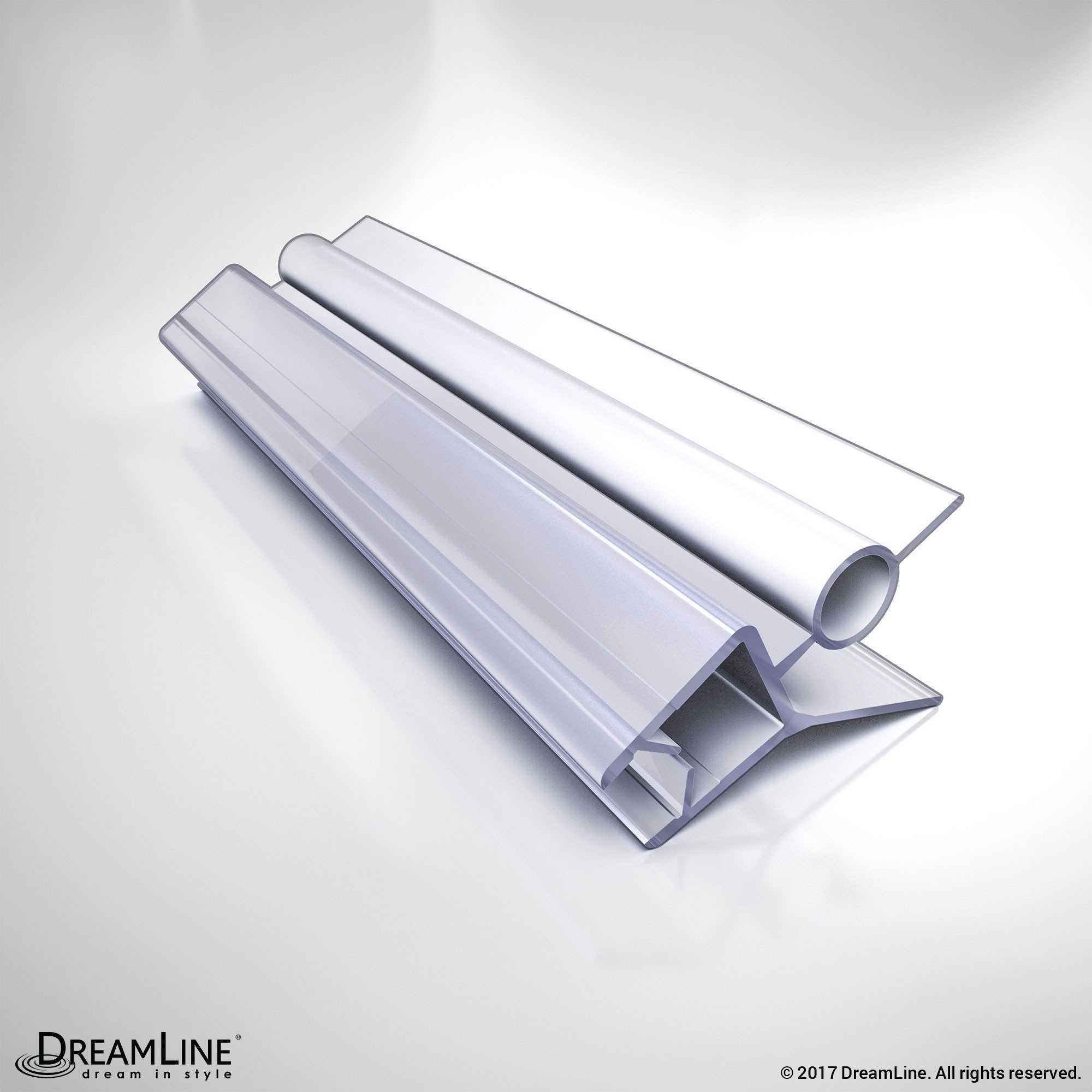 Dreamline 309d2 10 Clear Bottom Sweep Vinyl Pre Cut 24