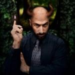 The Devil (XV) - The Dream Logic Tarot - Major Arcana