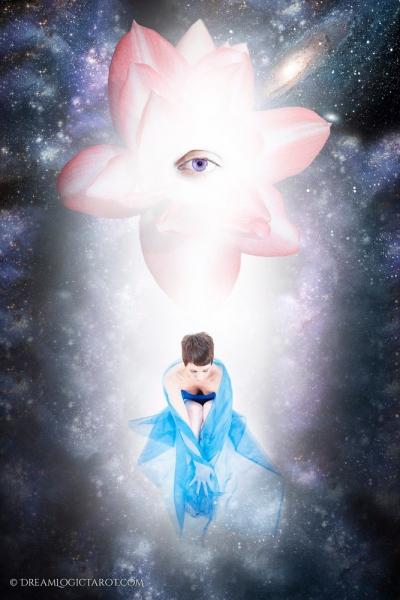 The Cosmos - Tarot Card 21