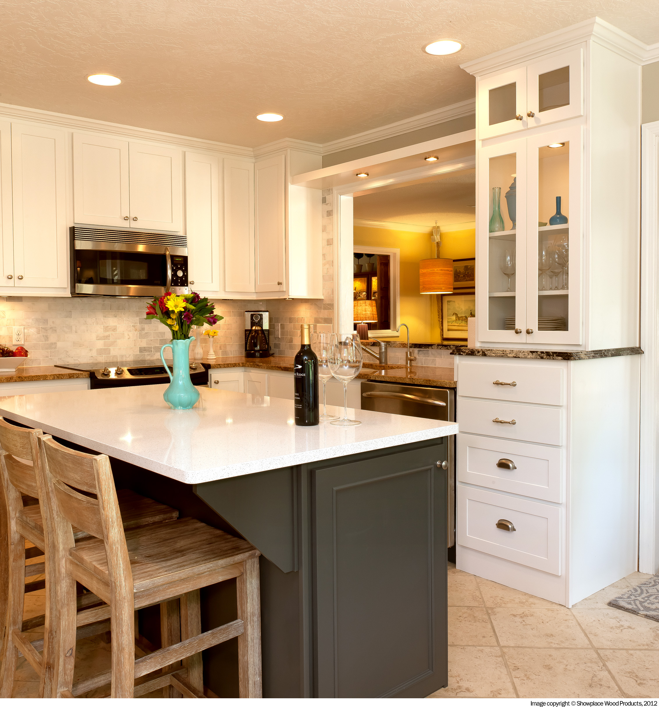 refacing kitchen cabinets before and after washable rugs non skid refinishing springfield il home decor