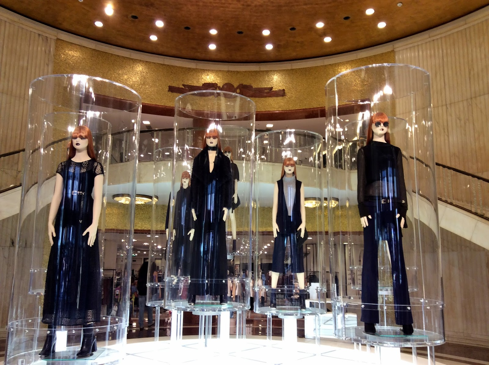 Zara & Bershka in Milan – see how it looks