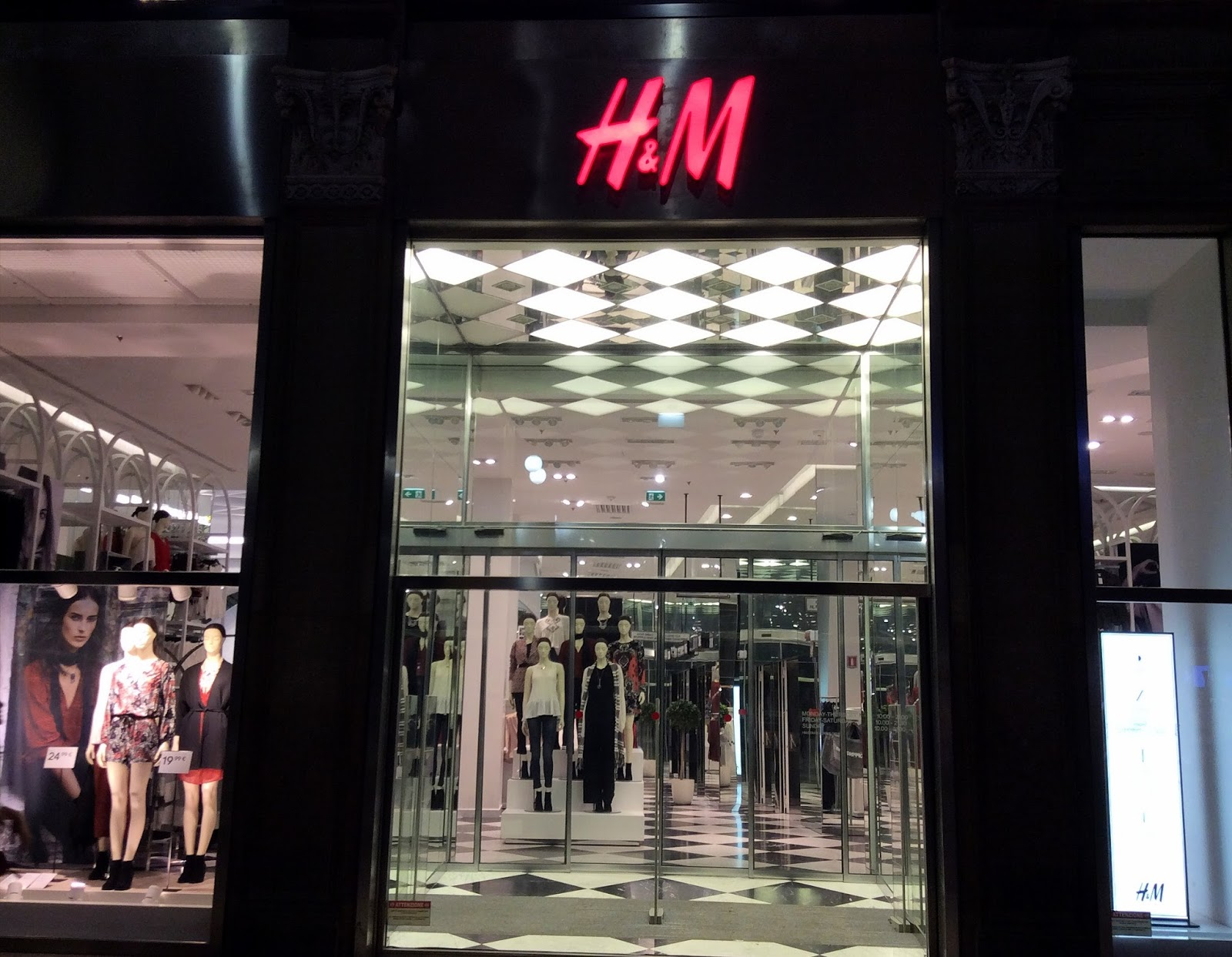 The H&M World of Jewellery