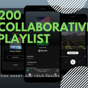 Collaborative Playlists 7