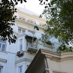 Sofaer Co Building Yangon 4 Seater Sofa Throws Grey A Stroll Through Old Rangoon   Dream Of City
