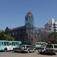 Sofaer Co Building Yangon Omnia Sofa Maxalto A Stroll Through Old Rangoon   Dream Of City