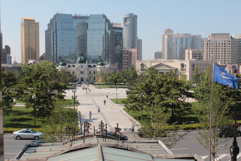 The Yamato Hotel todays Dalian Hotel   Dream Of A City