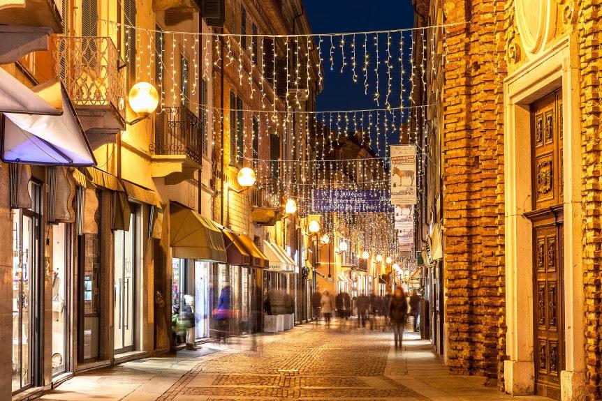 Christmas Feast Italy