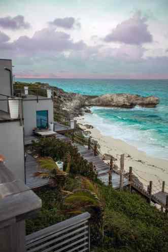 Beautiful house on the beach