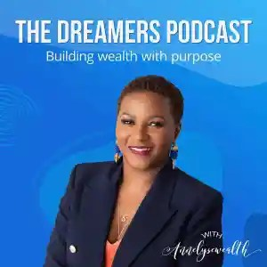 The Dreamers podcast artwork host anne-lyse wealth