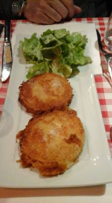 Camembert pate roti