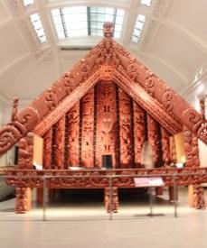 Maori art at the Auckland Museum. #aucklandnz