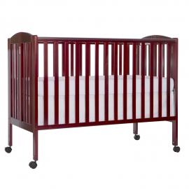 1 lightweight folding portable crib