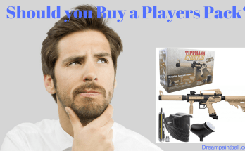 should you buy a paintball players pack