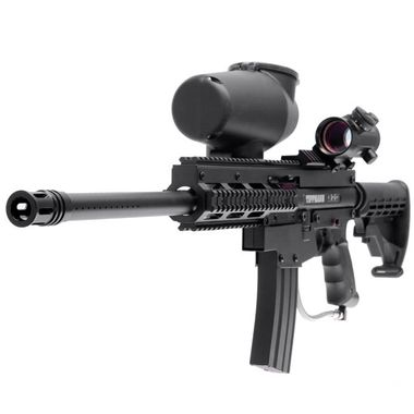 Tippmann A5 Sniper Paintball Gun Review