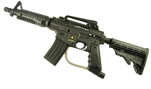 Tippmann US Army Alpha Black Tactical Sniper