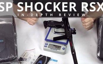 SP Shocker RSX Paintball Gun Review