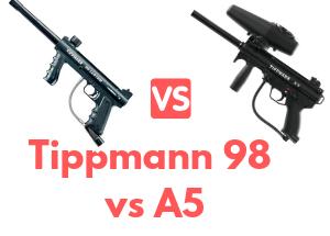 Tippmann 98 vs A5