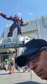 Transformers Universal Studio