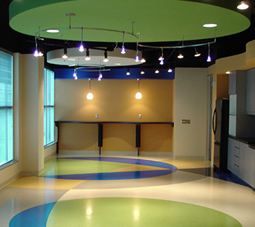 Commercial Interior Painting in Canberra, Australia