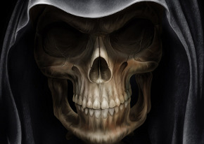 Grim Reaper Dream: Interpret Meaning