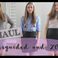 Missguided and Zara Spring Haul
