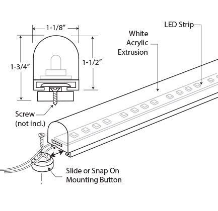 Better Illumination with the DLED-5200 Series