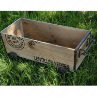 Rent: Wooden Crate on Wheels - DREAMSCAPER - Home, Party ...