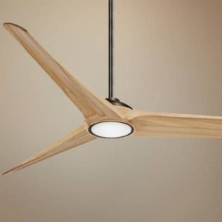 39 blade standard ceiling fan with pull chain and light kit included joss & main 3