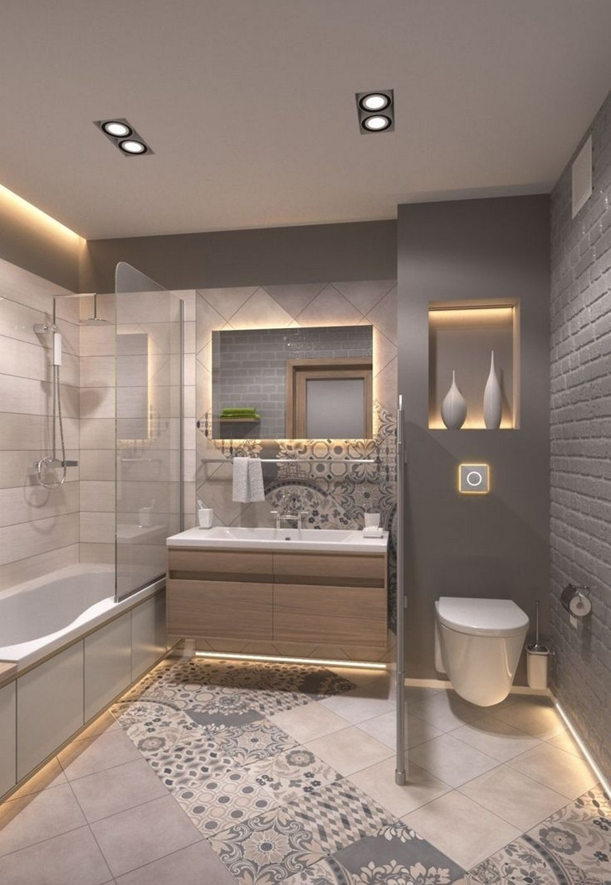 49 INSPIRING BATHROOM REMODELING IDEAS YOU NEED TO COPY IMMEDIATELY 3